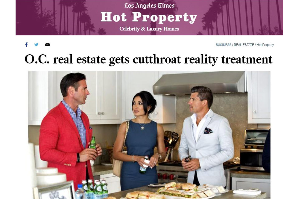 Press - Hodarealty - Hoda Hajirnia in LA Times 09-29-2017